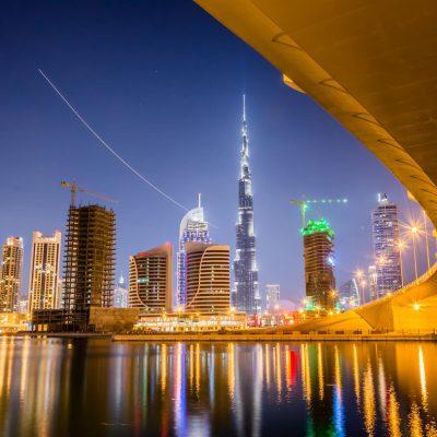 Night Life Dubai
