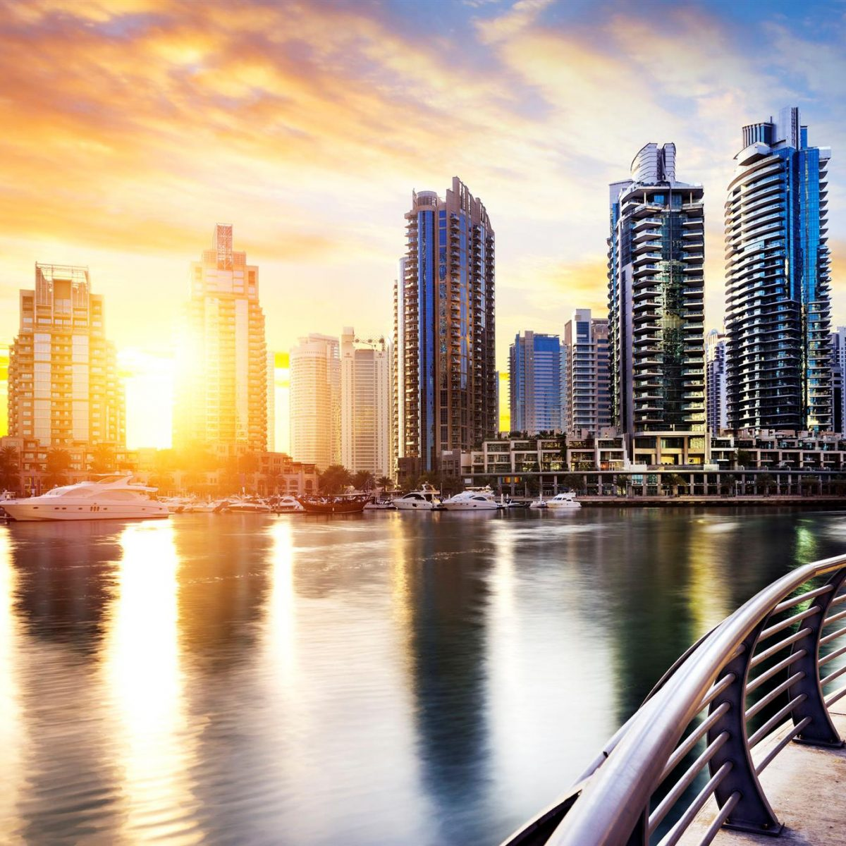 Dubai skyscrapers gear up Self-climbing robots to install elevators