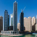 Skyscrapers in the UAE